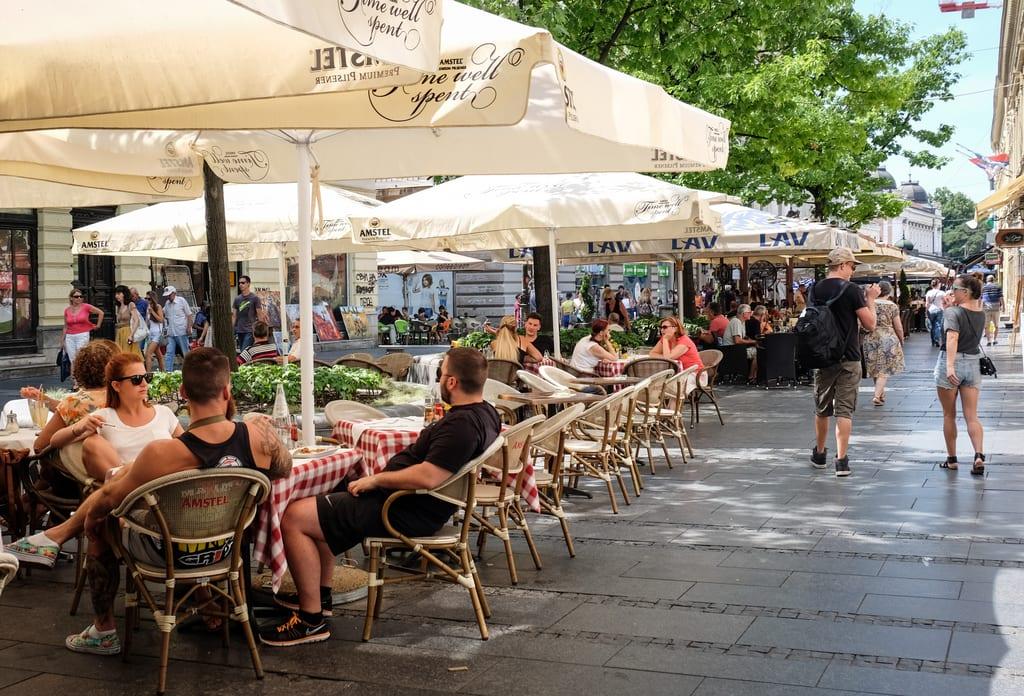 Belgrade Cafes