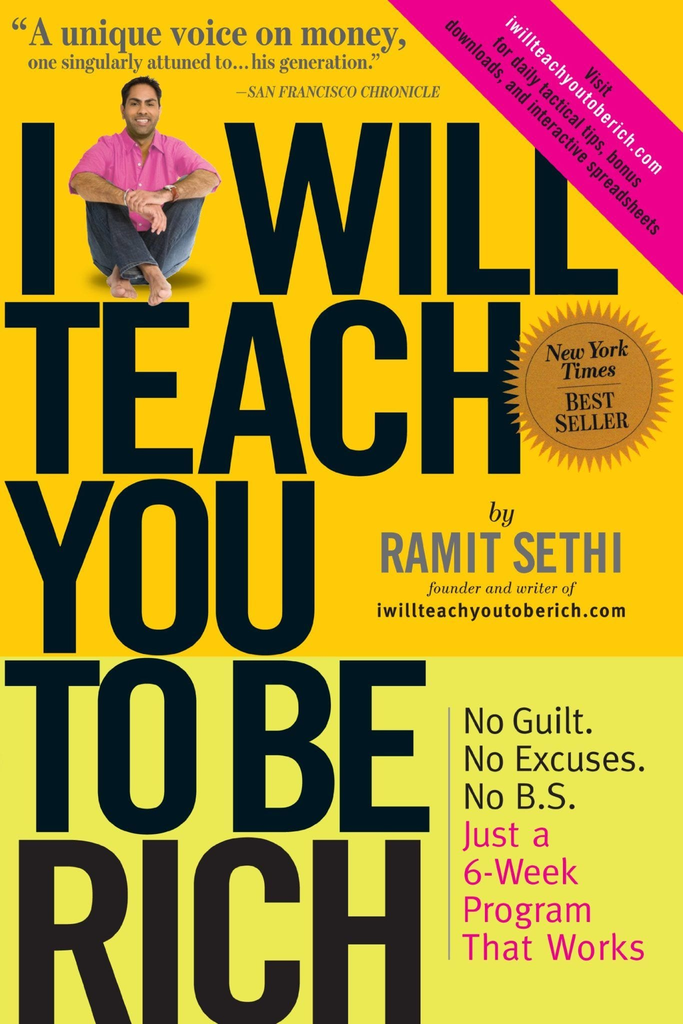 I Will Teach You To Be Rich Ramit Sethi