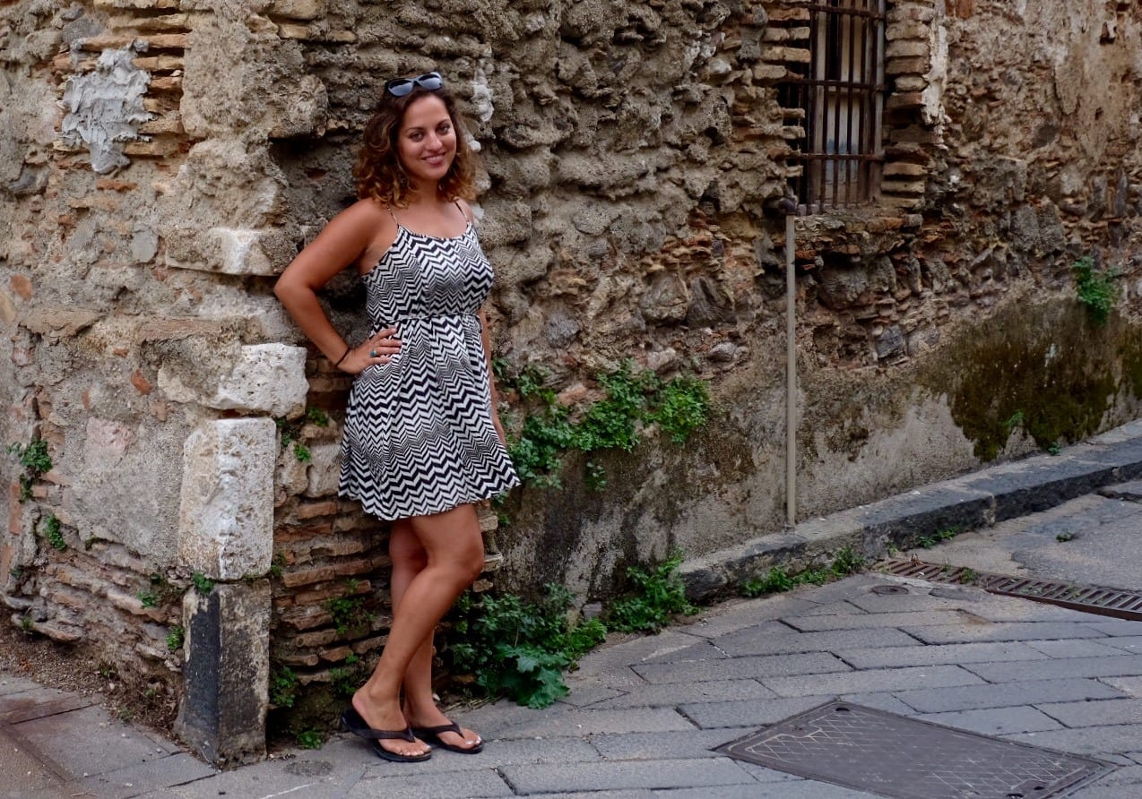 Kate in Castanea, Sicily