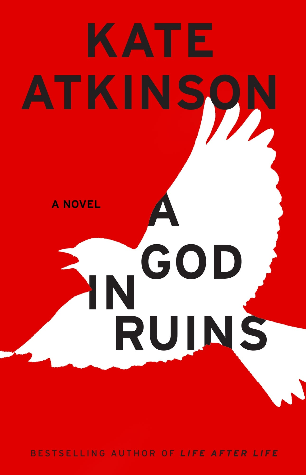 my favorite reads of adventurous kate a god in ruins kate atkinson