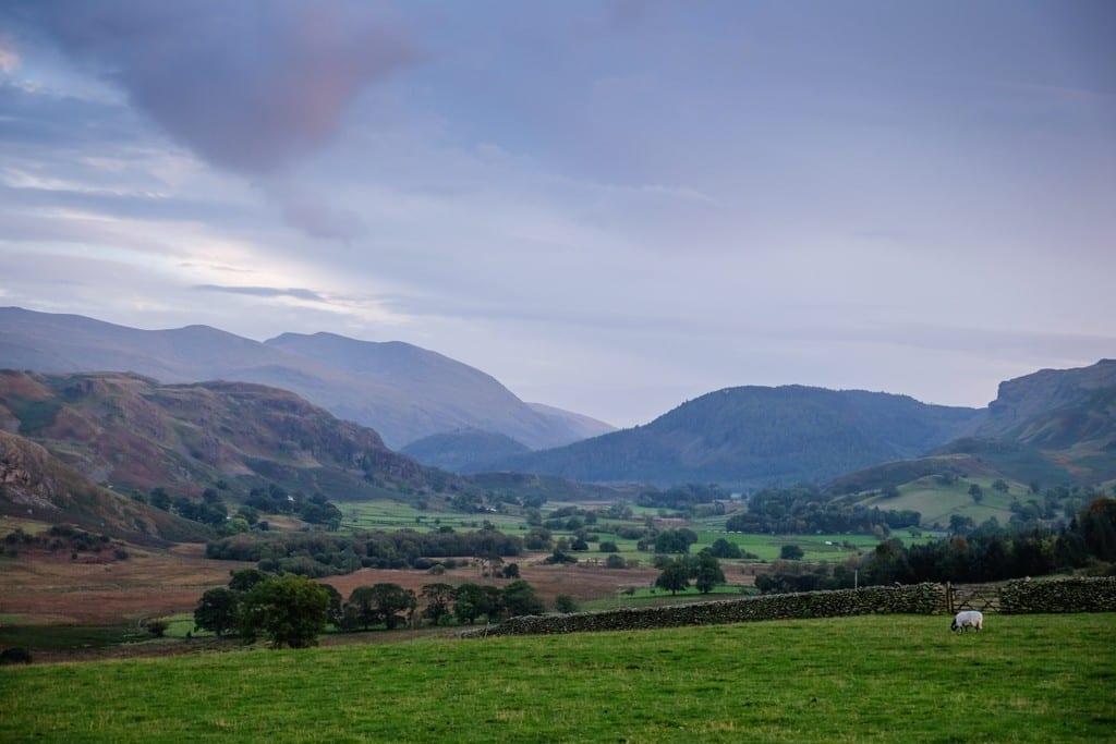 Castlerigg Lake District