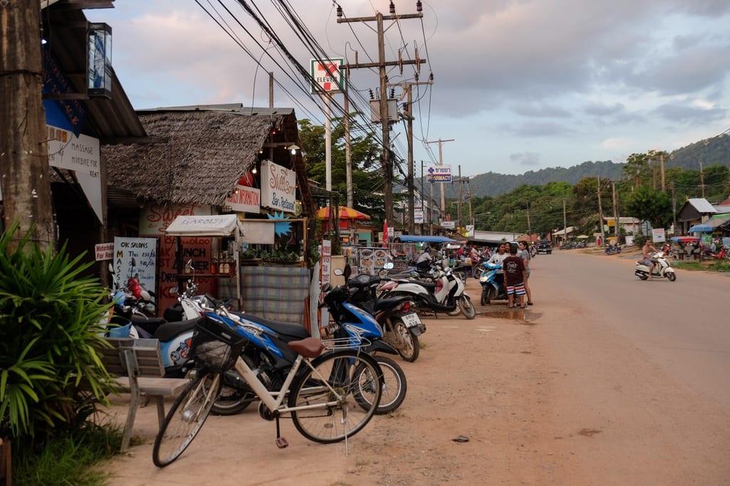 Koh Lanta Bikes