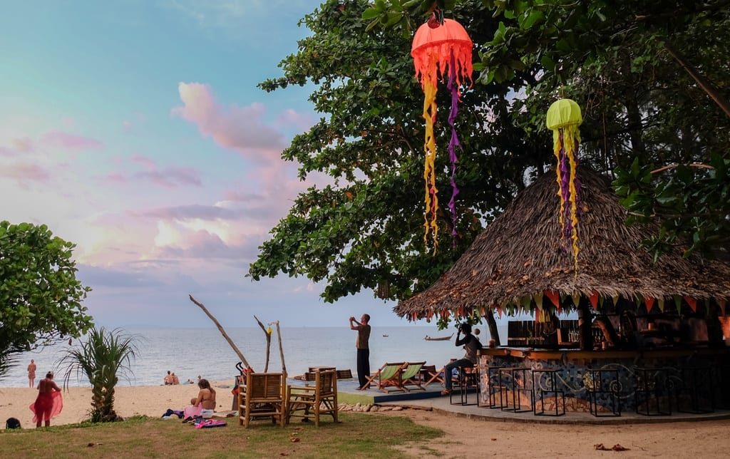Sanctuary Koh Lanta Sunset