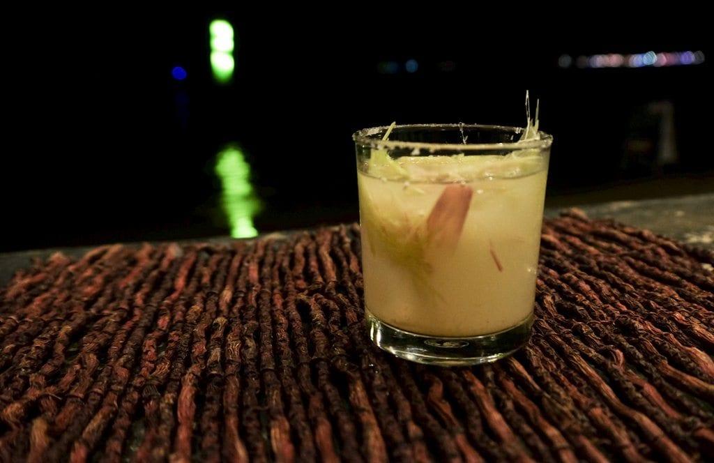 Time for Lime Margarita