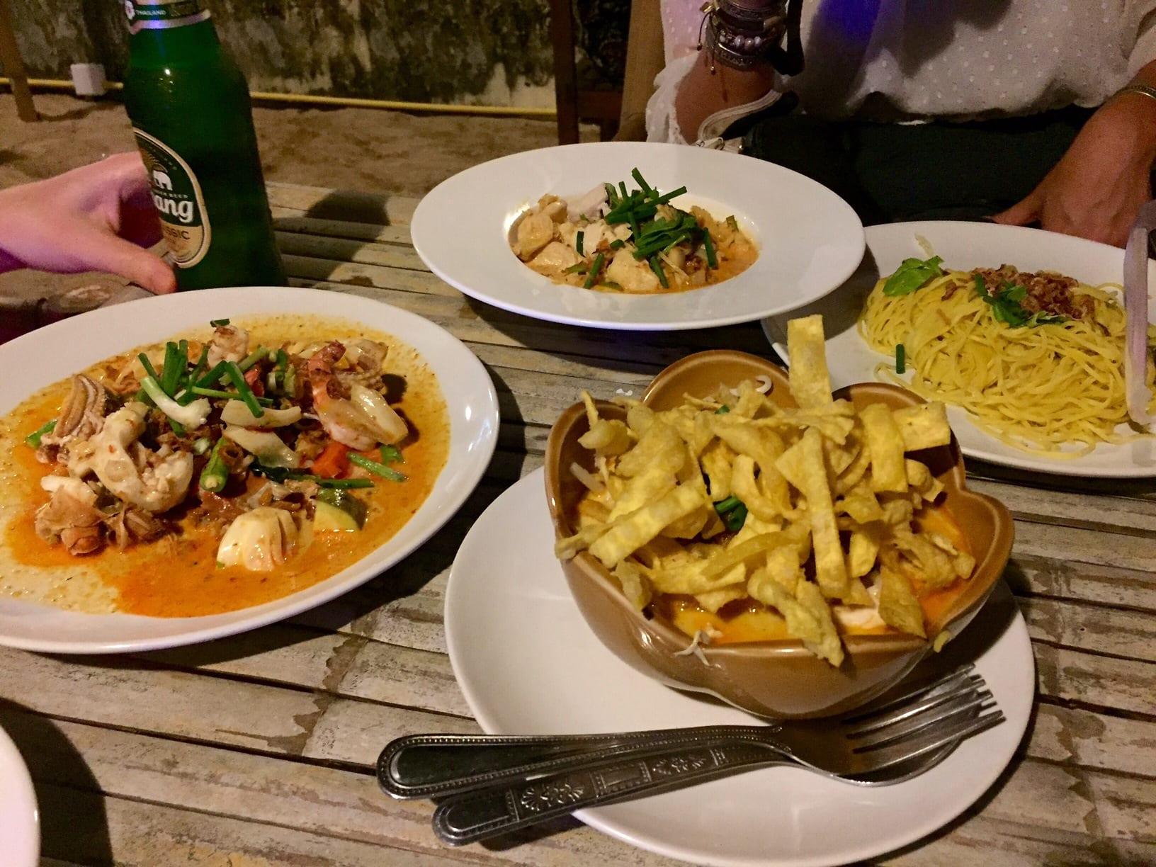 Kwan's Cookery Koh Lanta