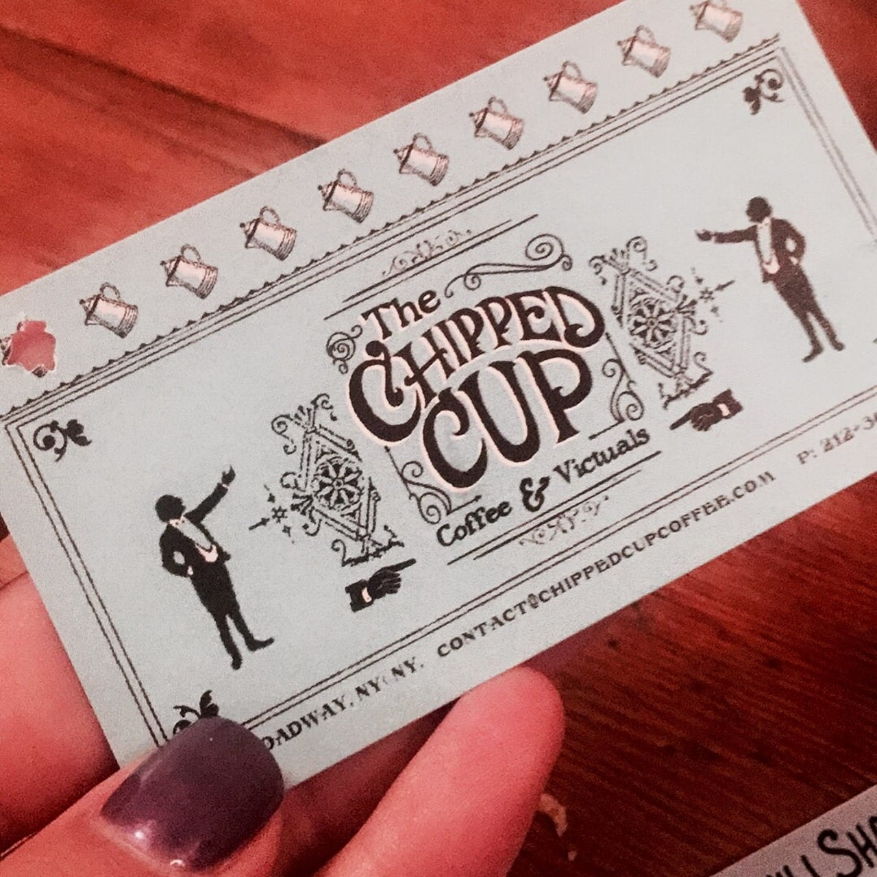 Chipped Cup