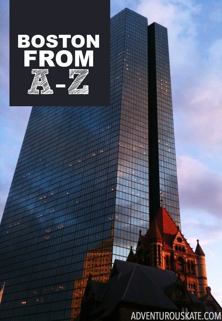 Boston A-Z