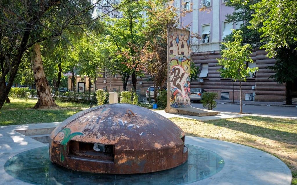 Bunker Tirana Albania