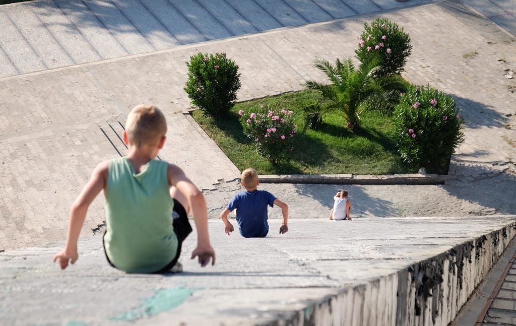 Kids Pyramid Tirana Albania