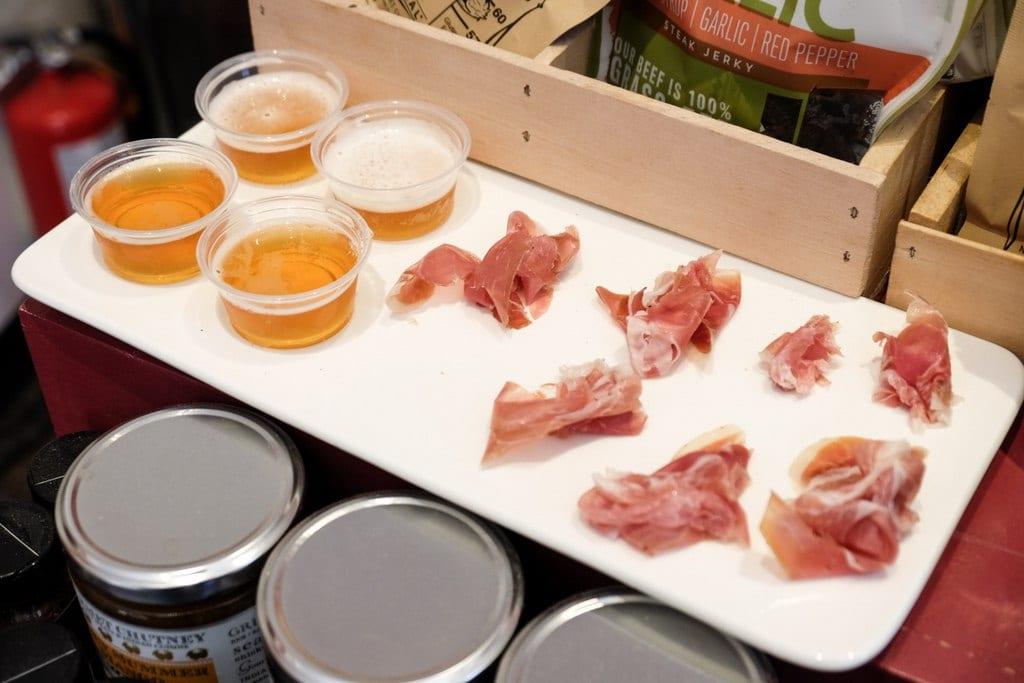 Bushwick Beer and Meat