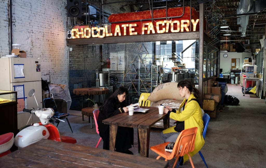 Chocolate Factory Bushwick