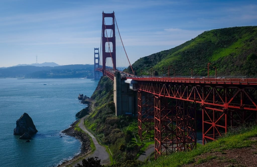 Best Beaches In The Bay Area San Francisco