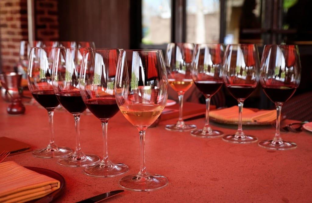 Wine at Bottega
