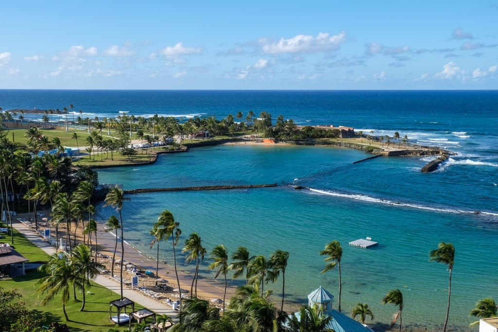Hilton Caribe, San Juan, Puerto Rico