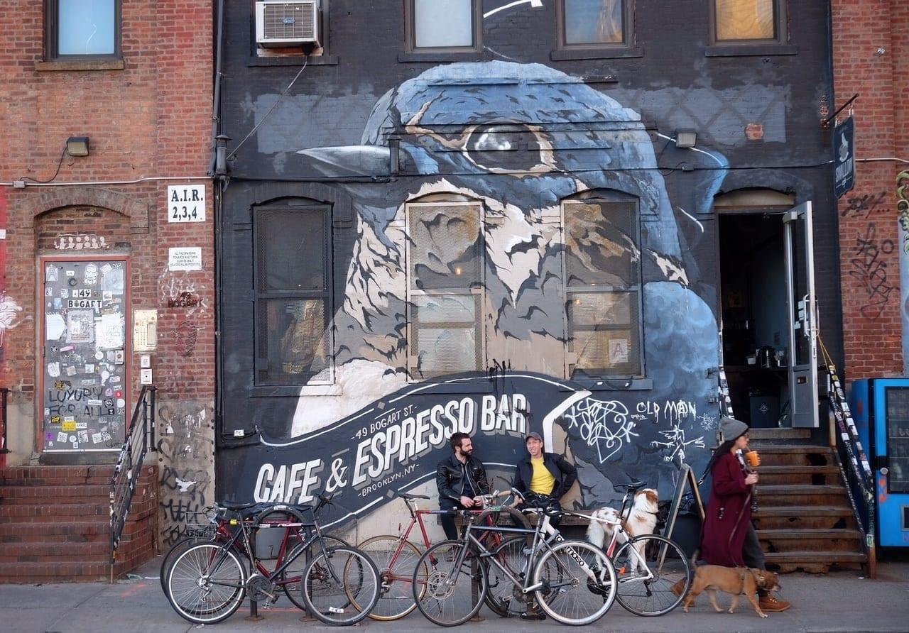 Bushwick Cafe