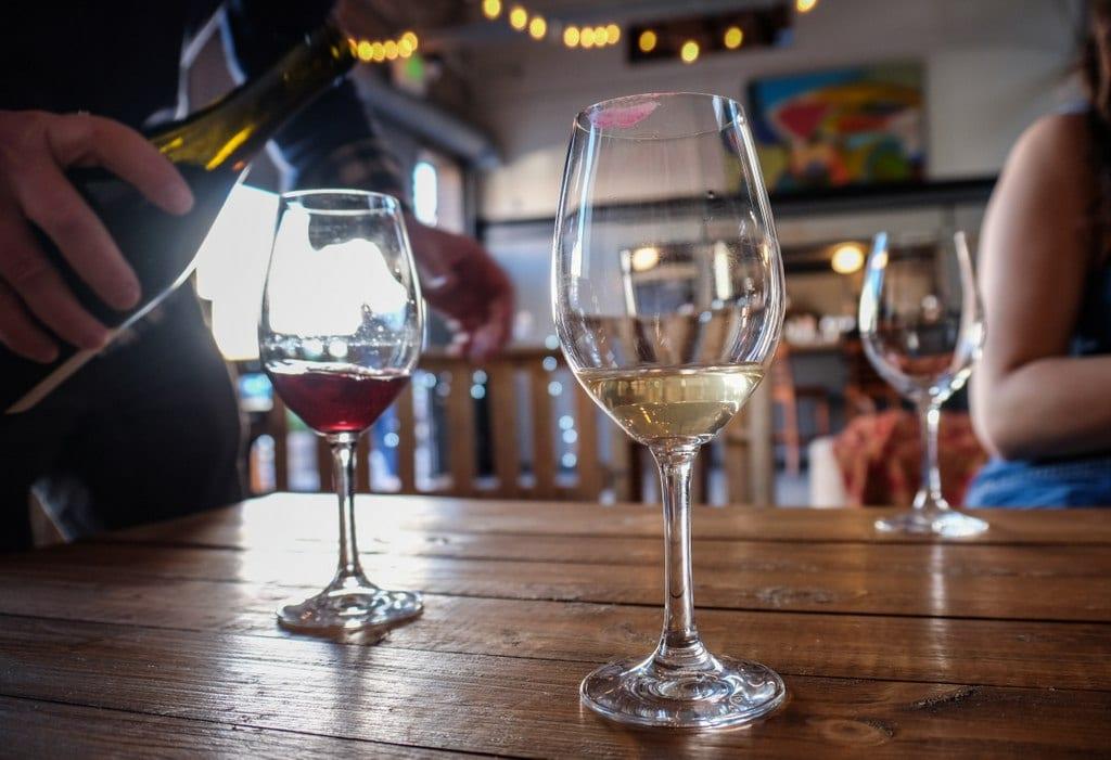 Oakland Wine Tating