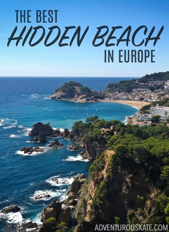 My Favorite Hidden Beach in Europe