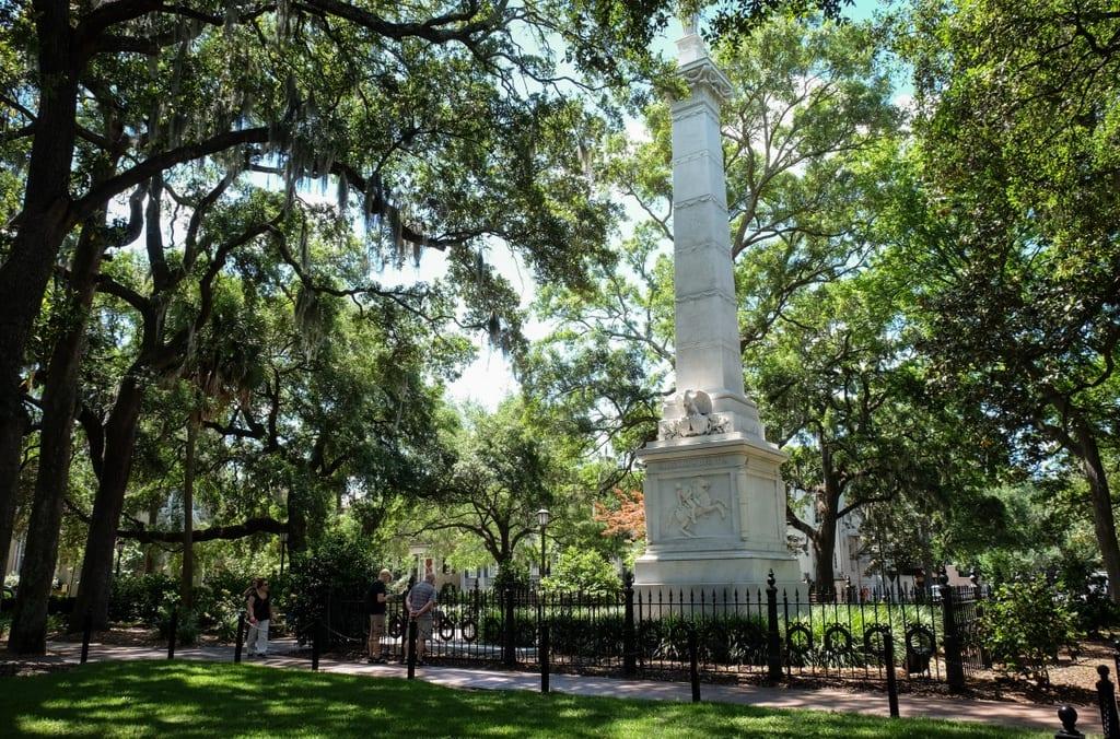 Sunday Afternoon Walk In Owen Park >> How To Spend Three Days In Savannah Adventurous Kate Adventurous