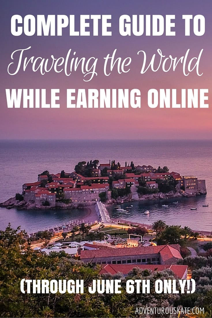 HOW TO TRAVEL THE WORLDWHILE MAKING MONEY