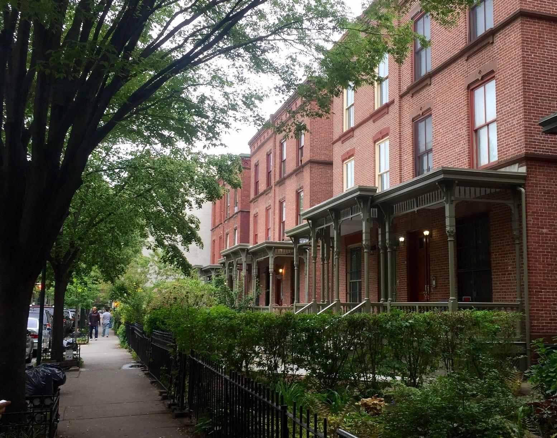 Astor Row, Harlem