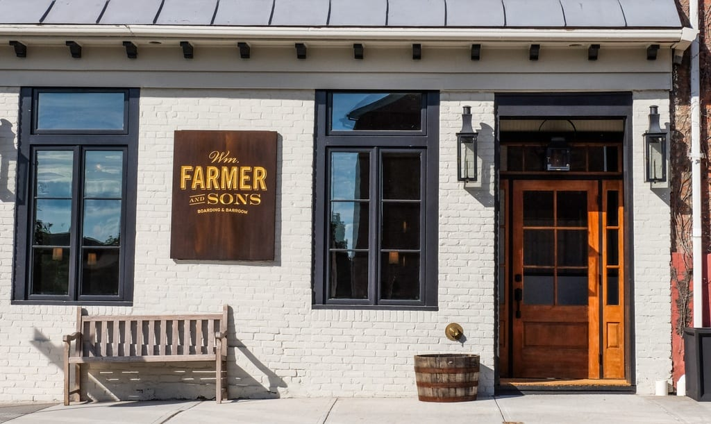 Wm Farmers Hudson New York