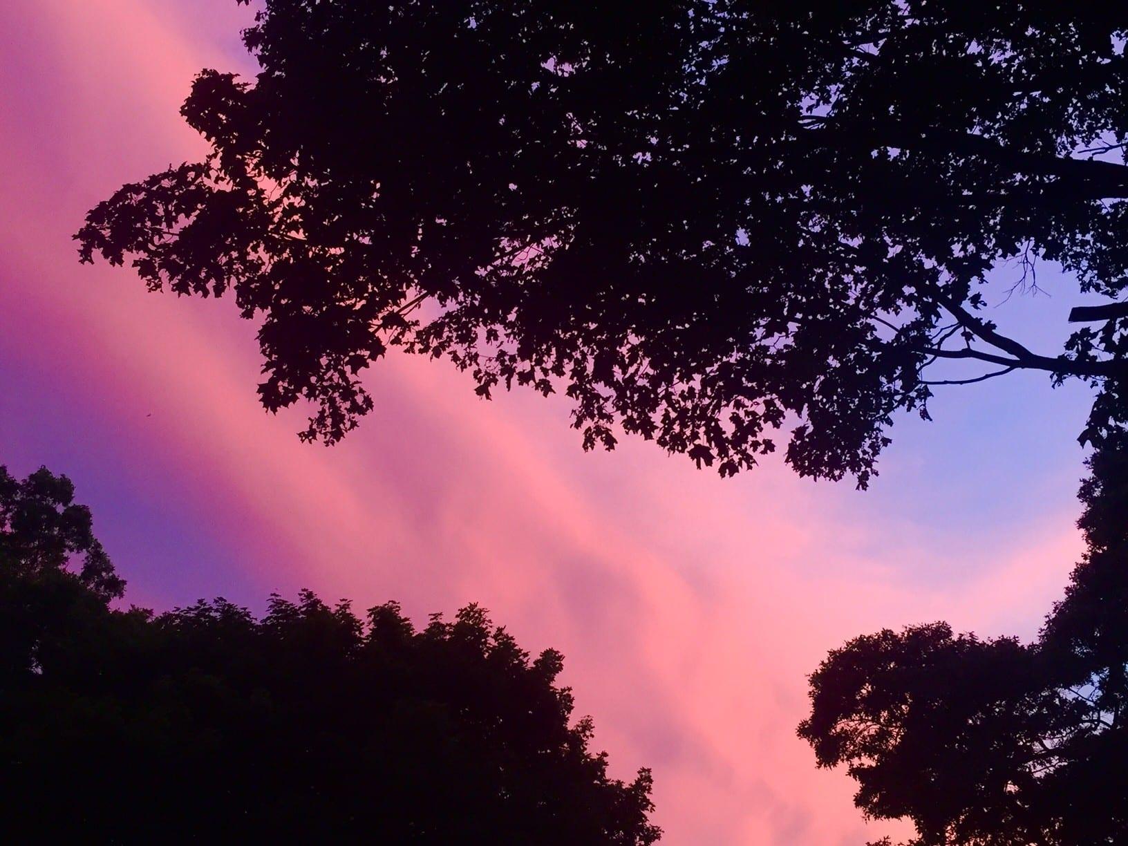 Sunset Massachusetts