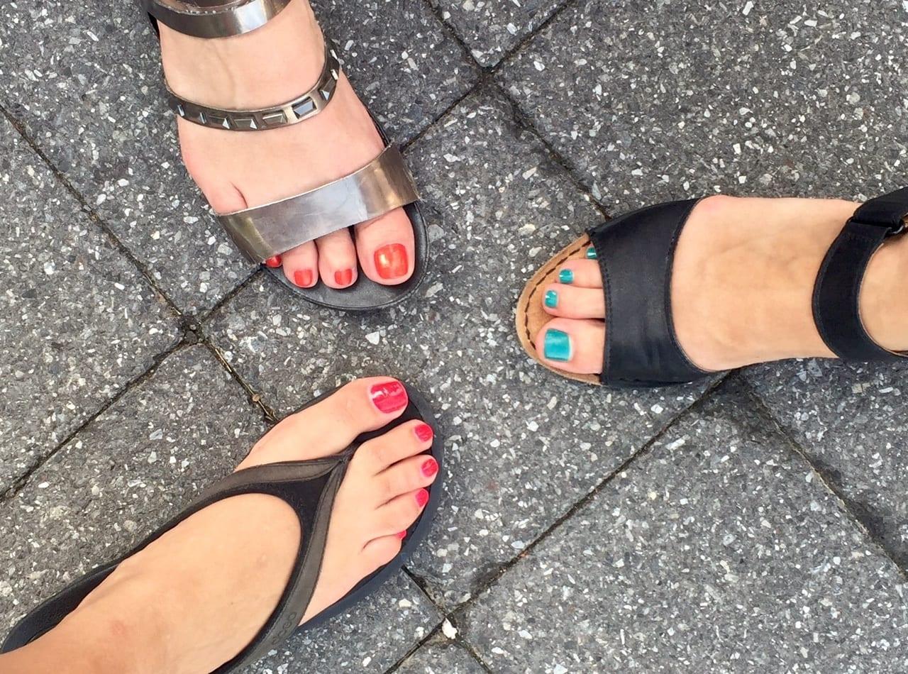 New York Feet