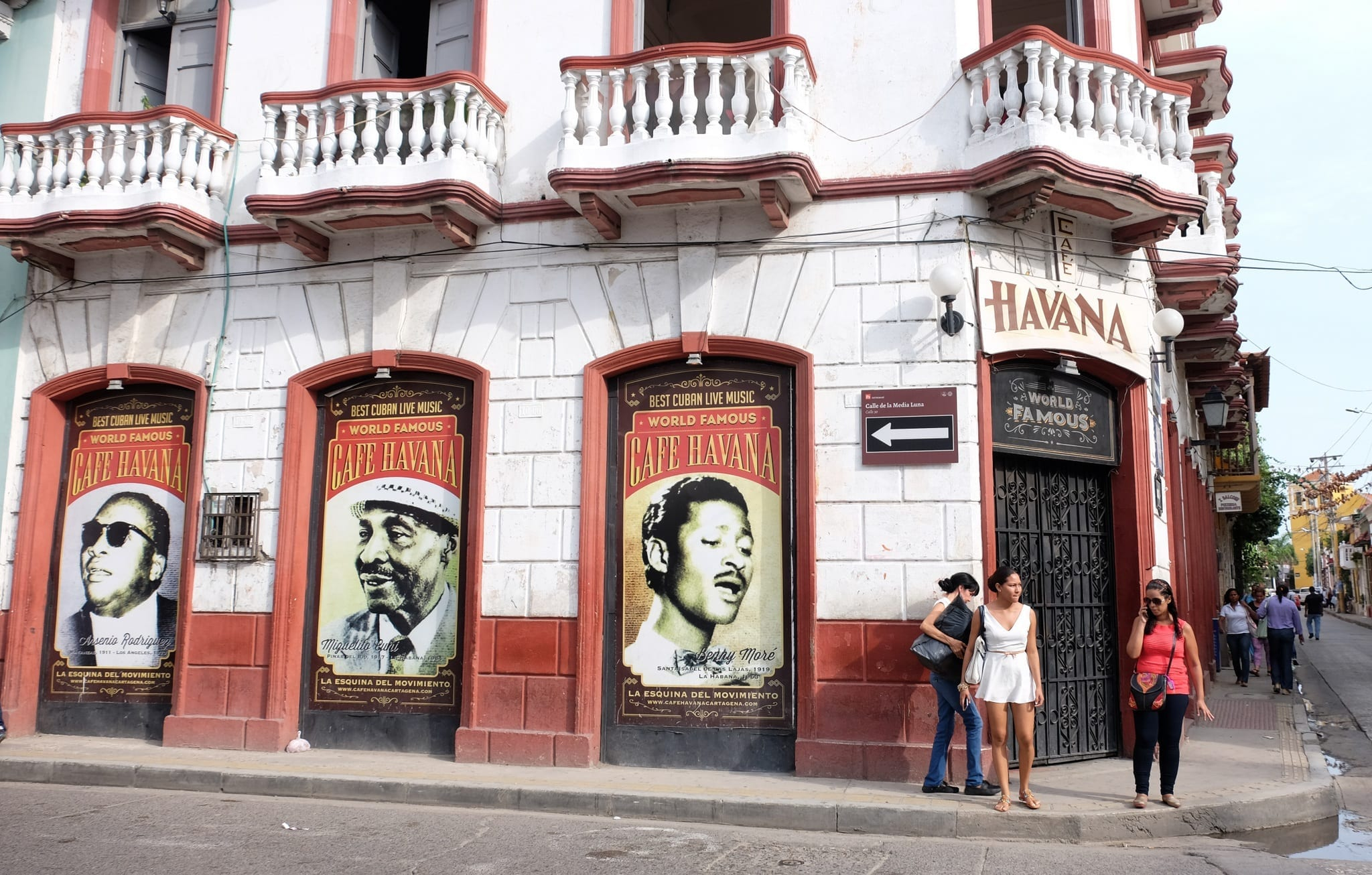 Havana Salsa Club Cartage