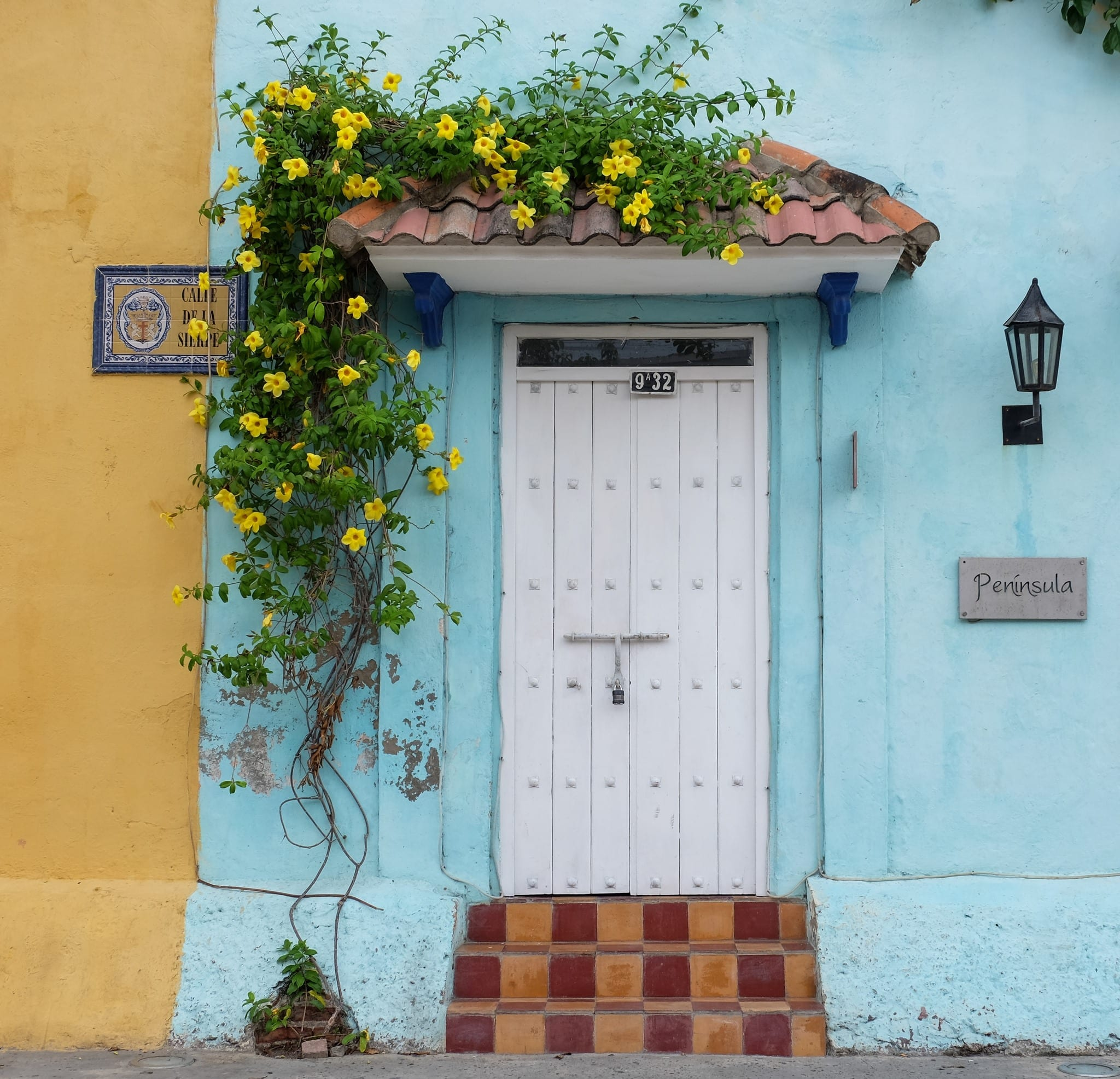 Cartagena Door