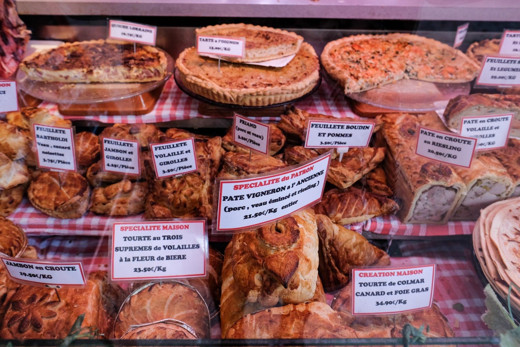 A Taste Of Alsace In Strasbourg And Colmar Adventurous Kate - Colmar cuisine creation