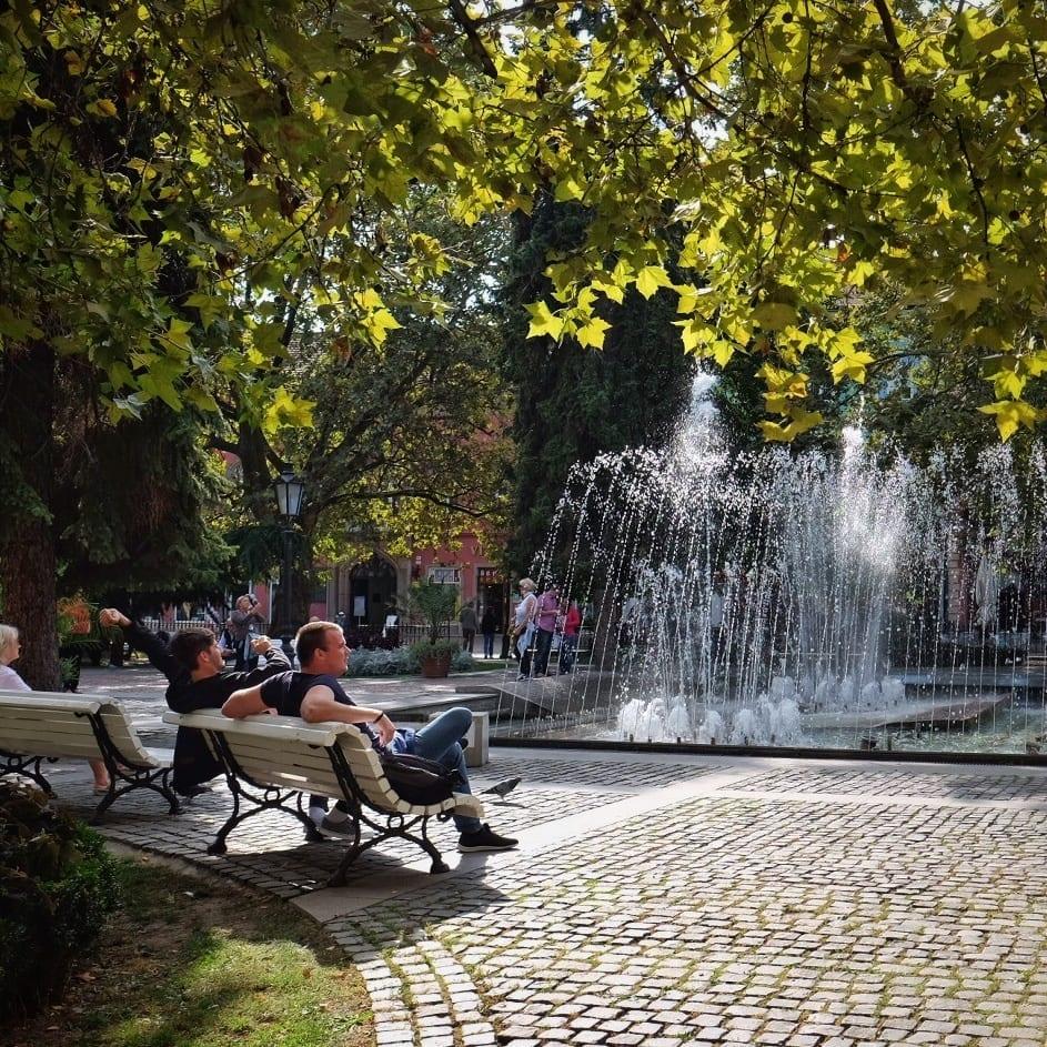 Kosice Fountain