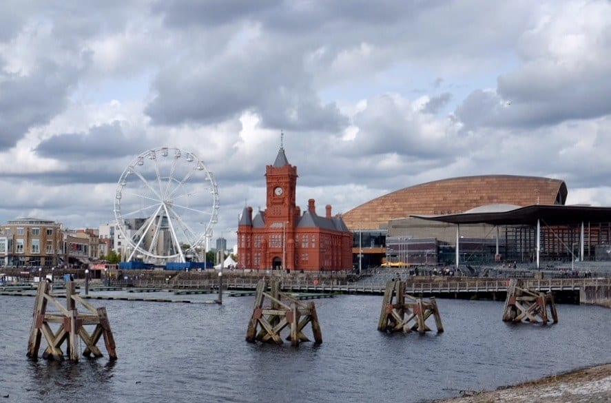 Cardiff Waterfront
