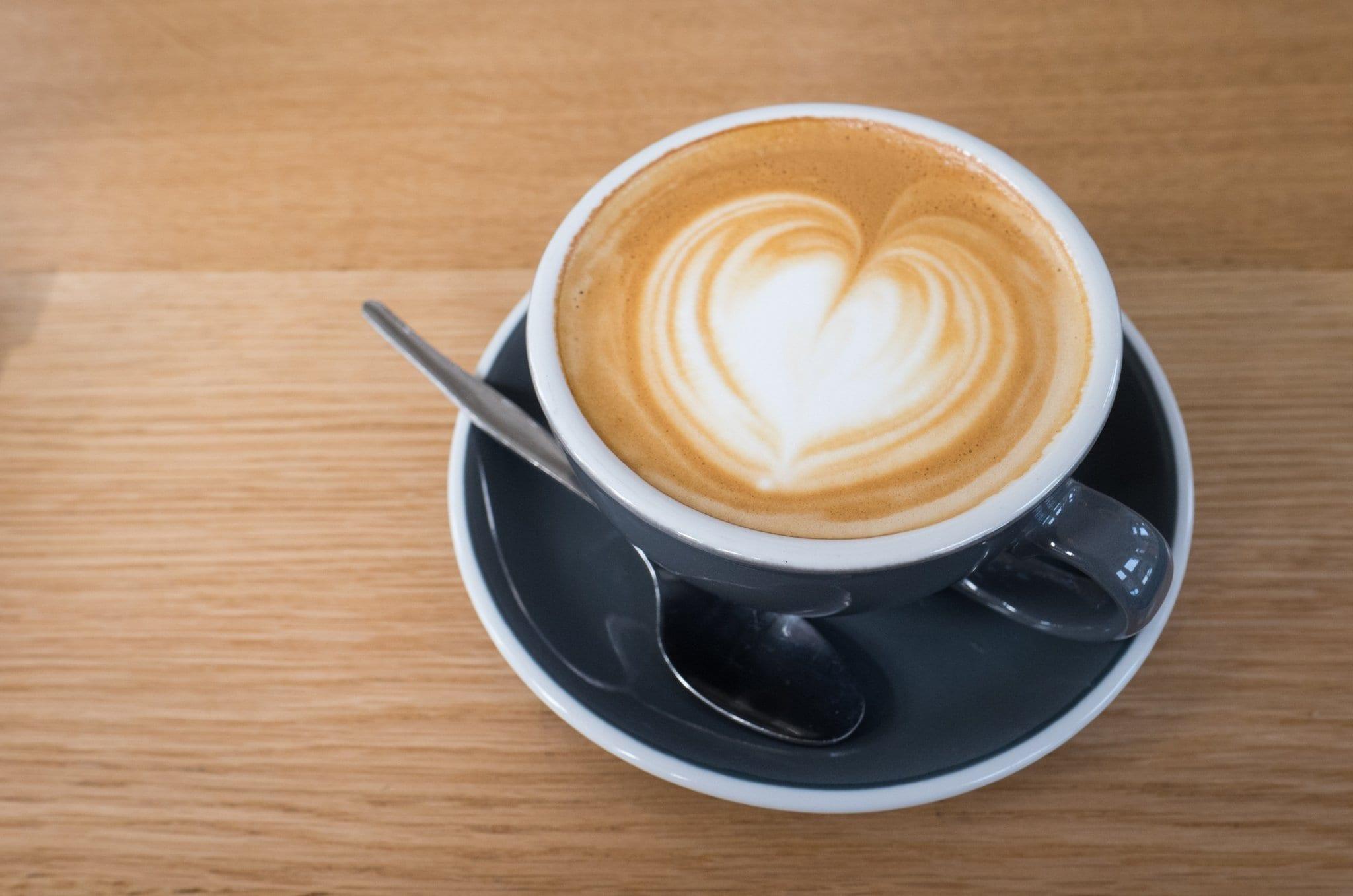Perfect WA Latte