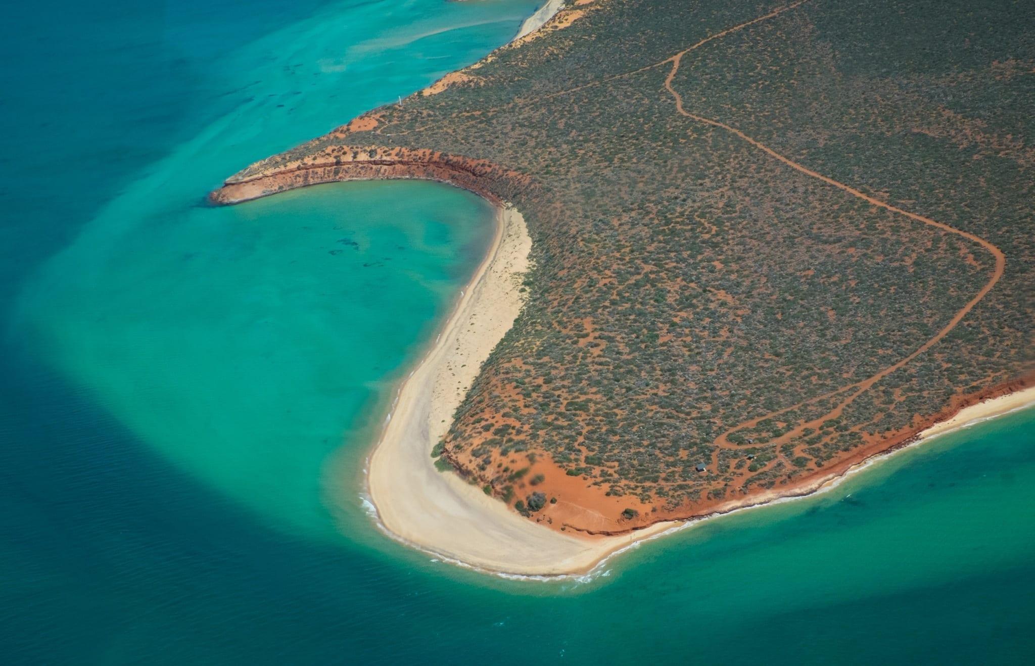 Shark Bay Scenic Flight