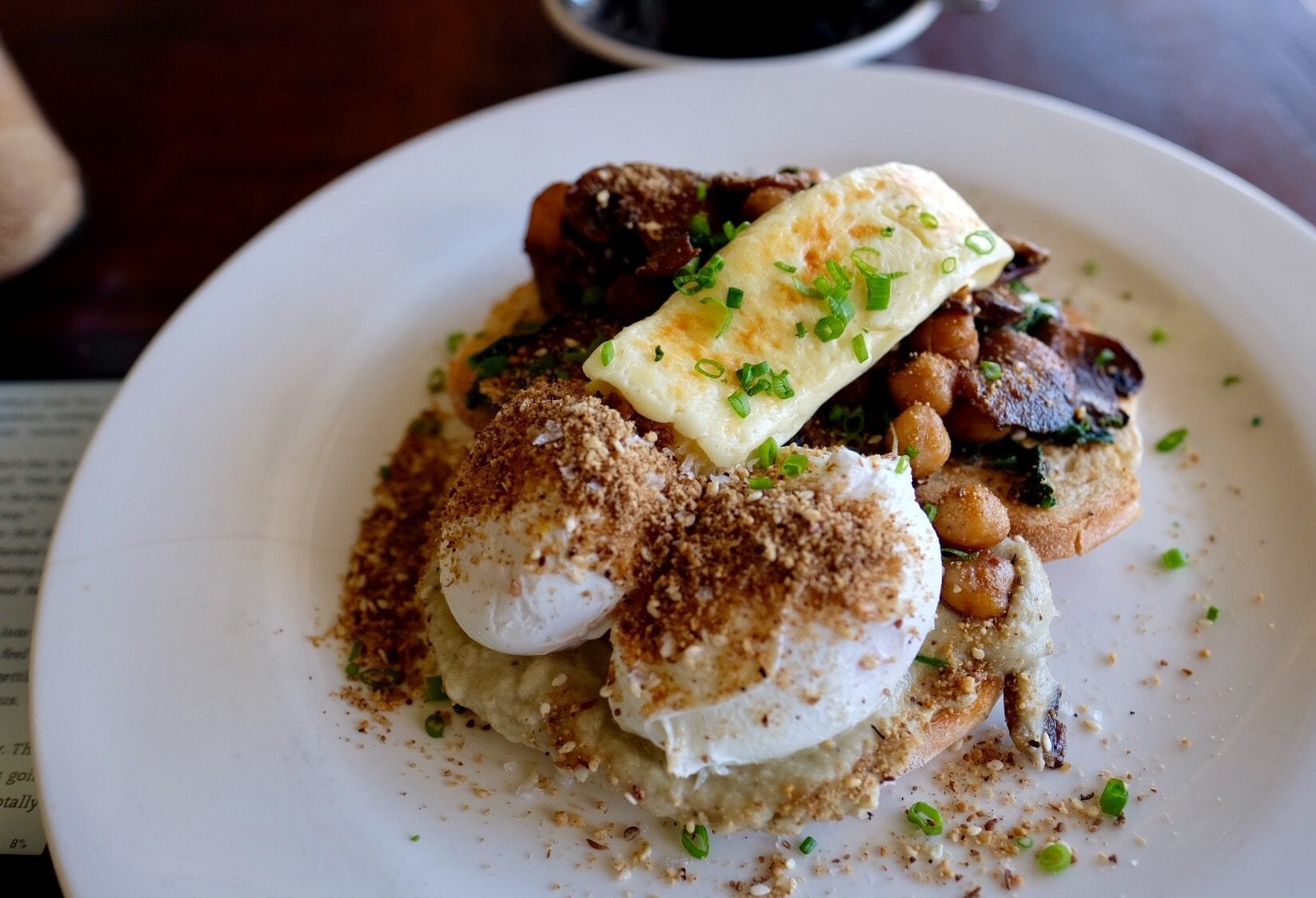 Dukkah Eggs Perth