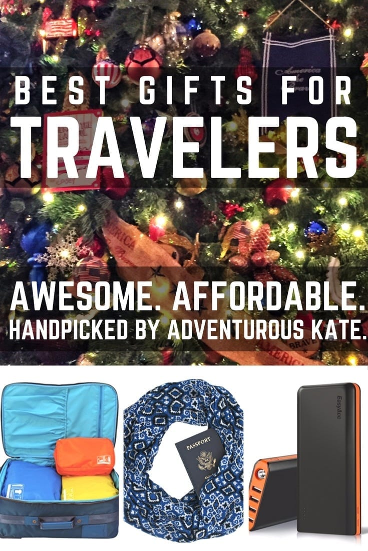 Best Gifts for Travelers 2016