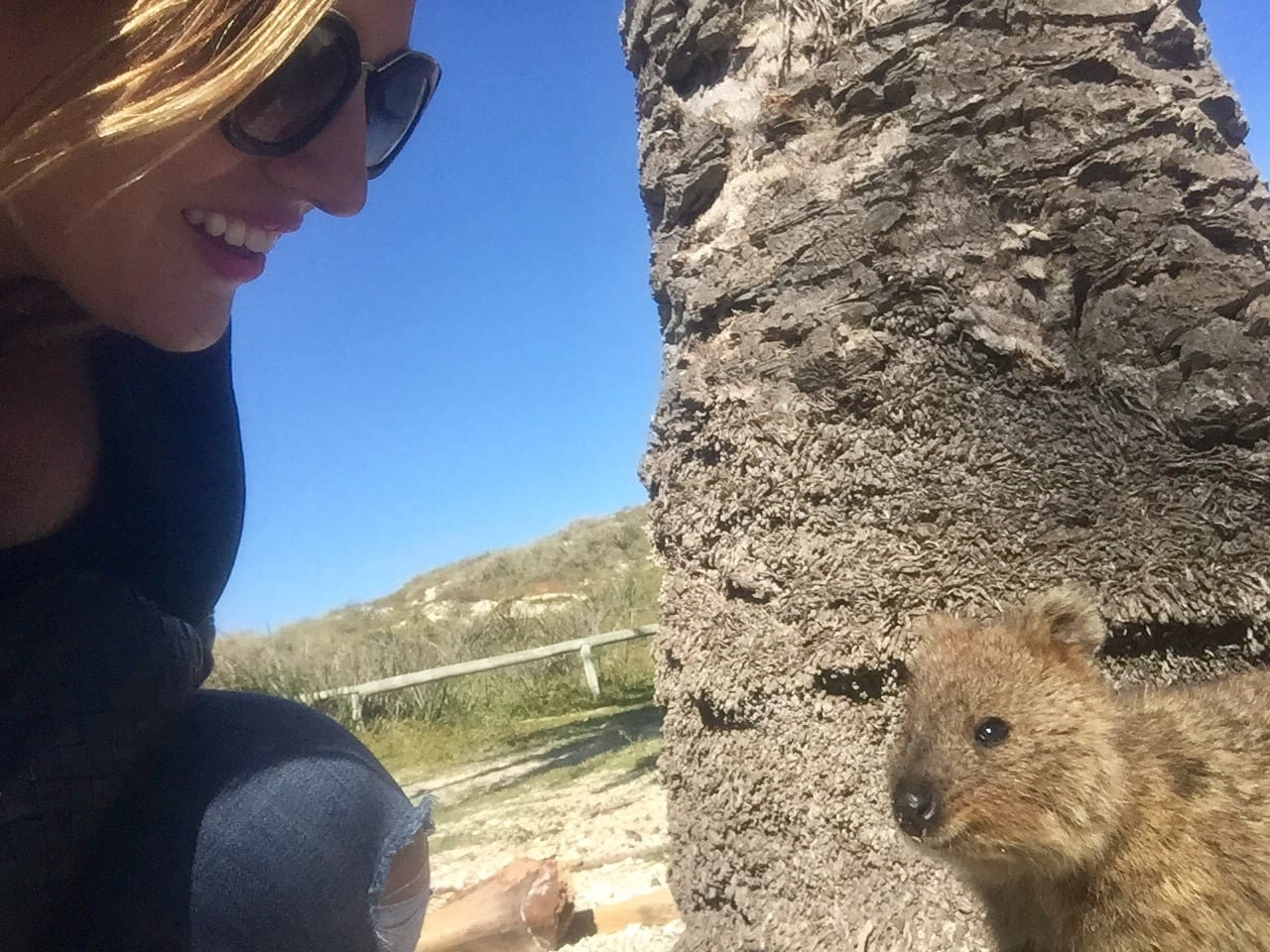 Kate and Quokka
