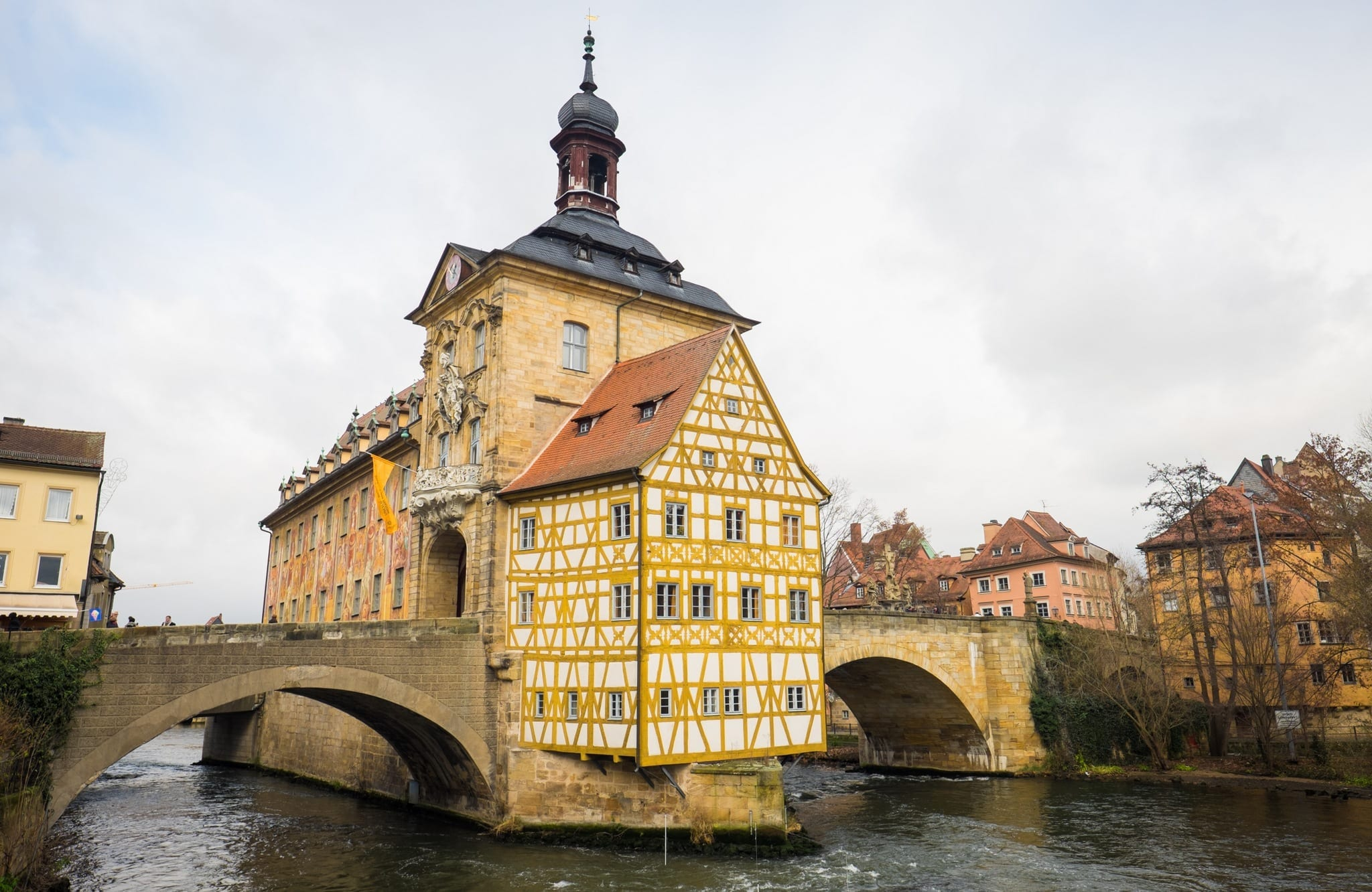 Bamberg Christmas in Bavaria
