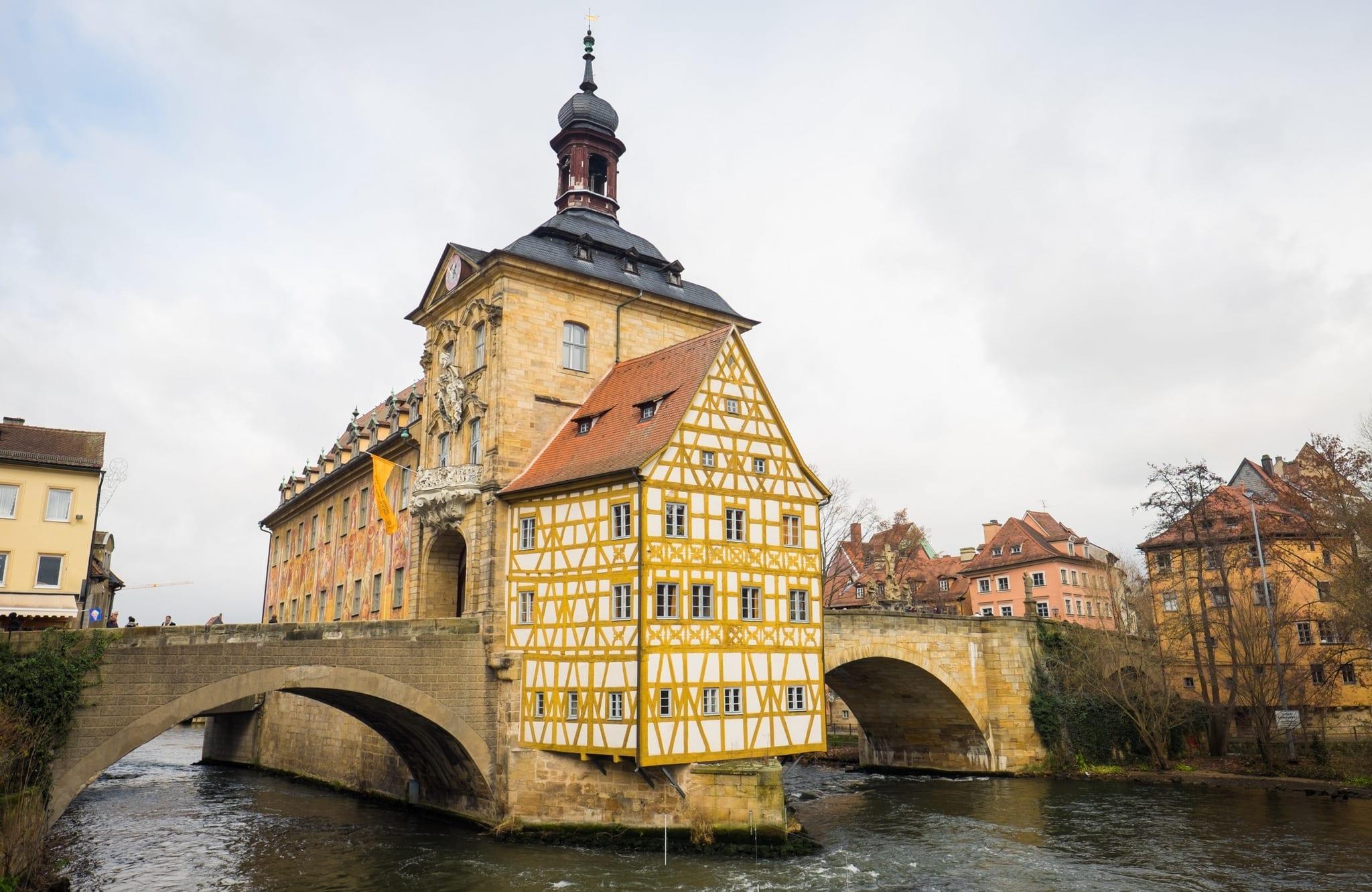 Bamberg Christmas in Bavaria
