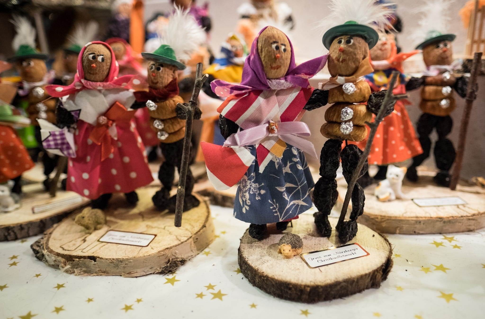 Fig People Christmas in Bavaria
