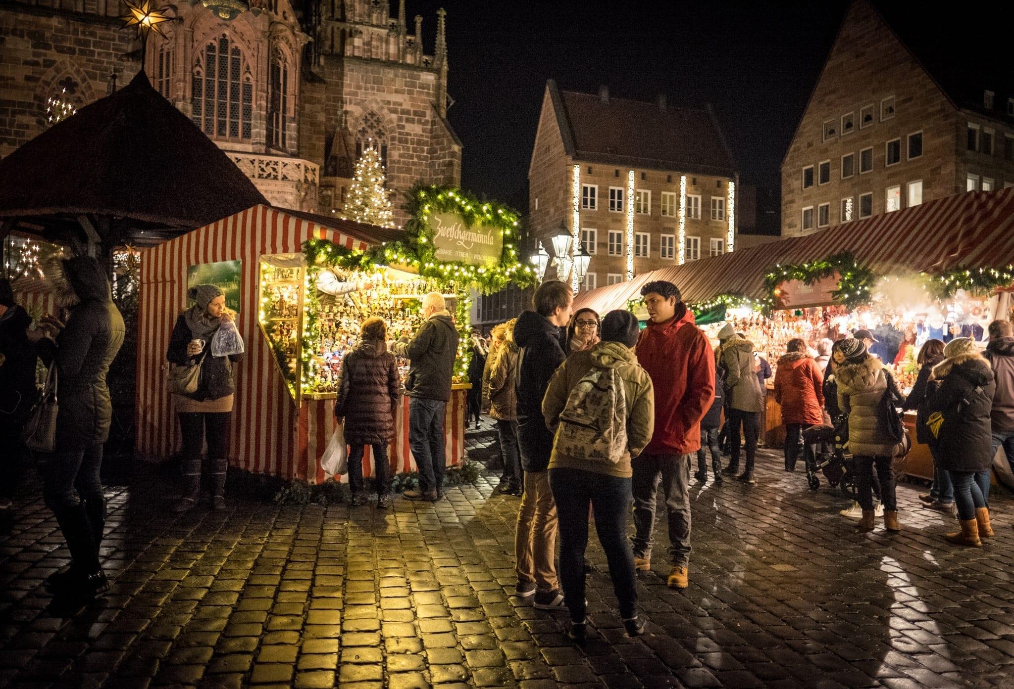 Nuremberg Christmas in Bavaria