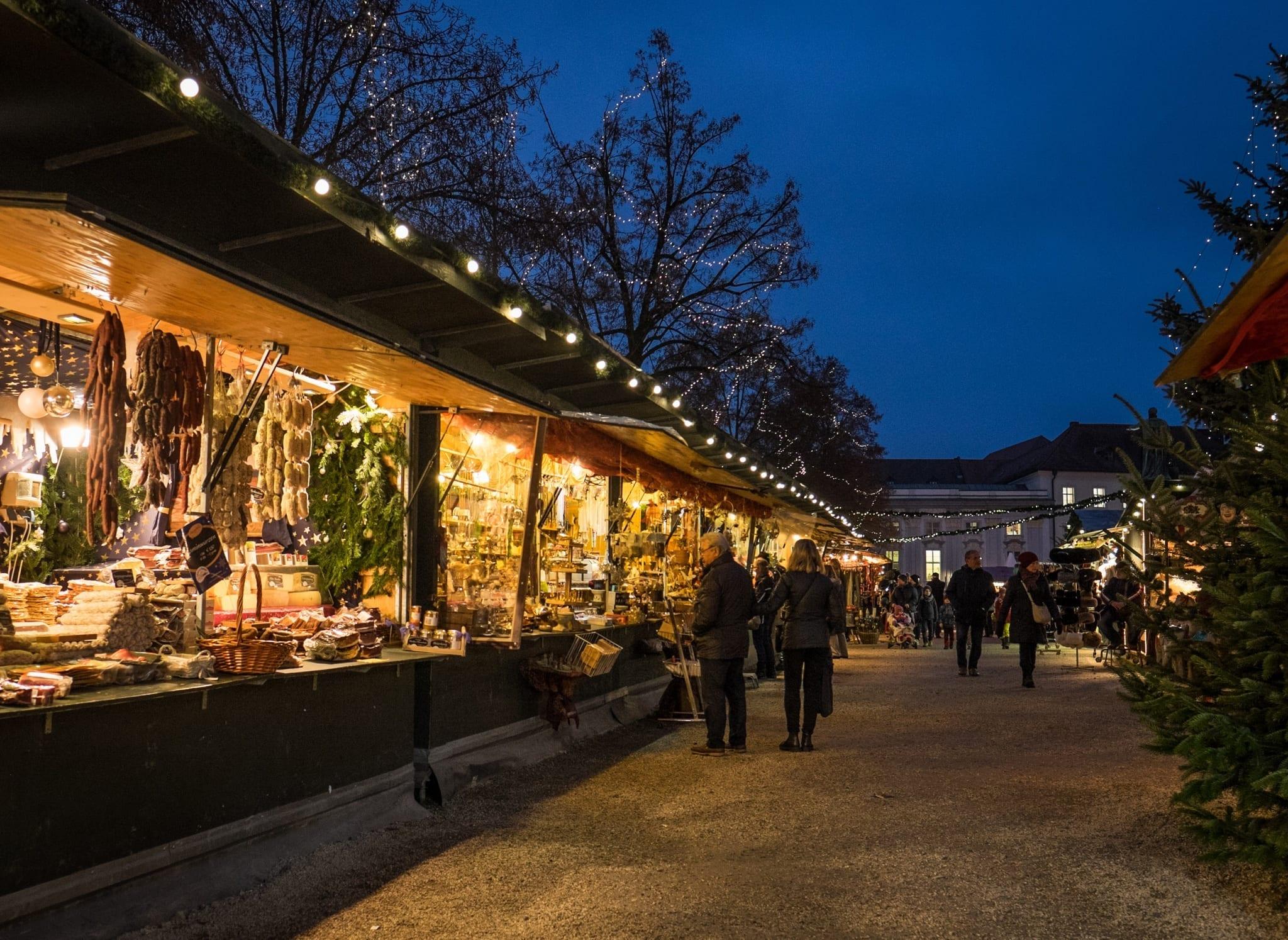 Passau Christmas in Bavaria