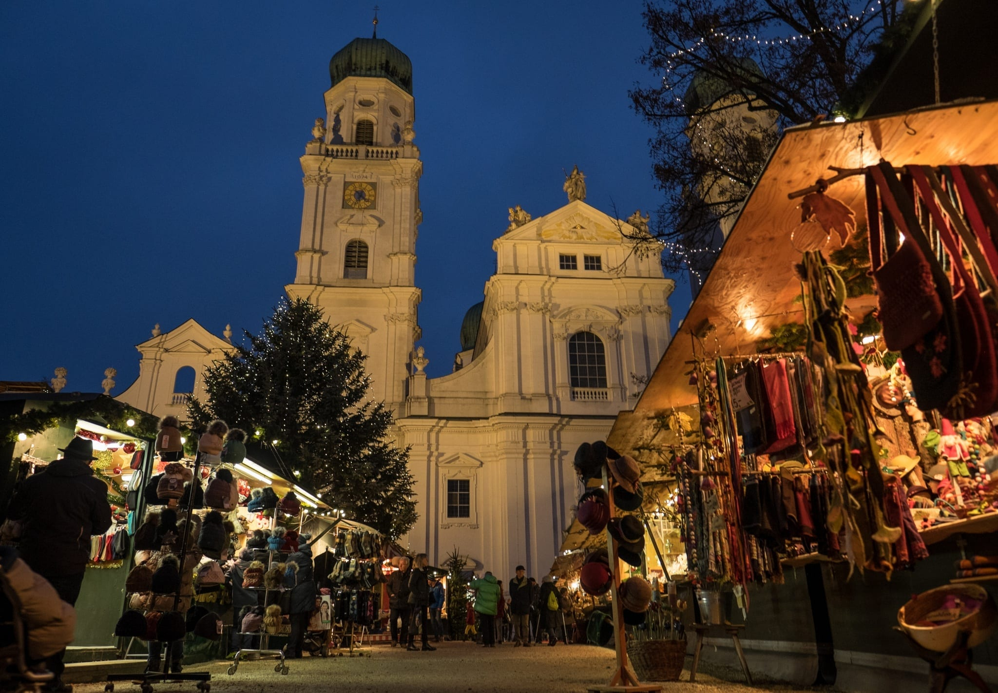 Passau Christmas in Bavaria