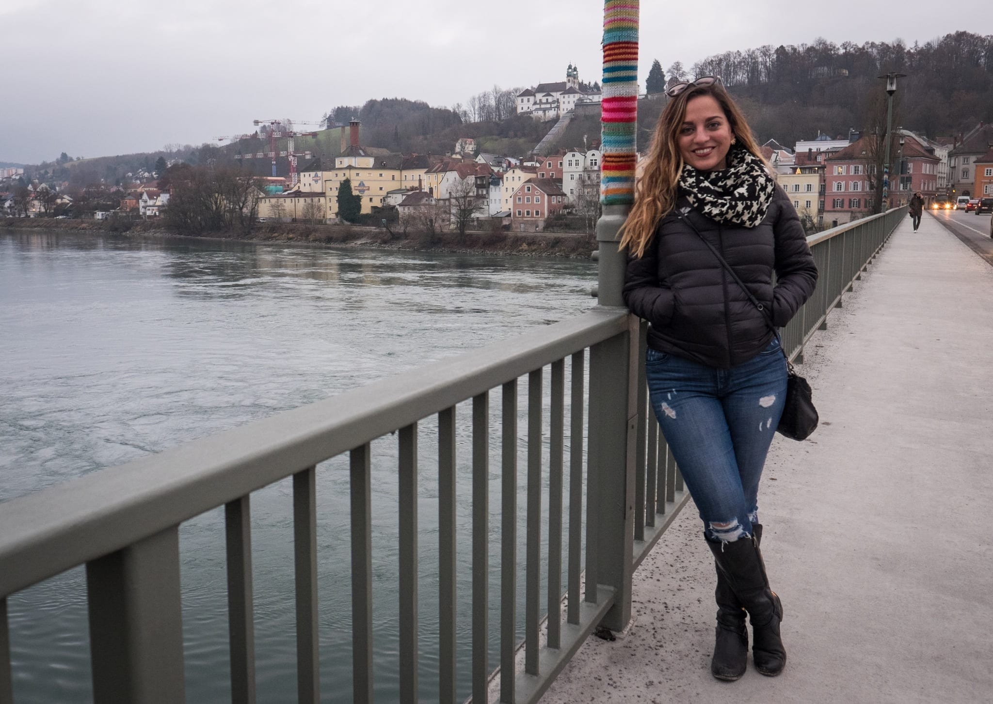 Kate in Passau