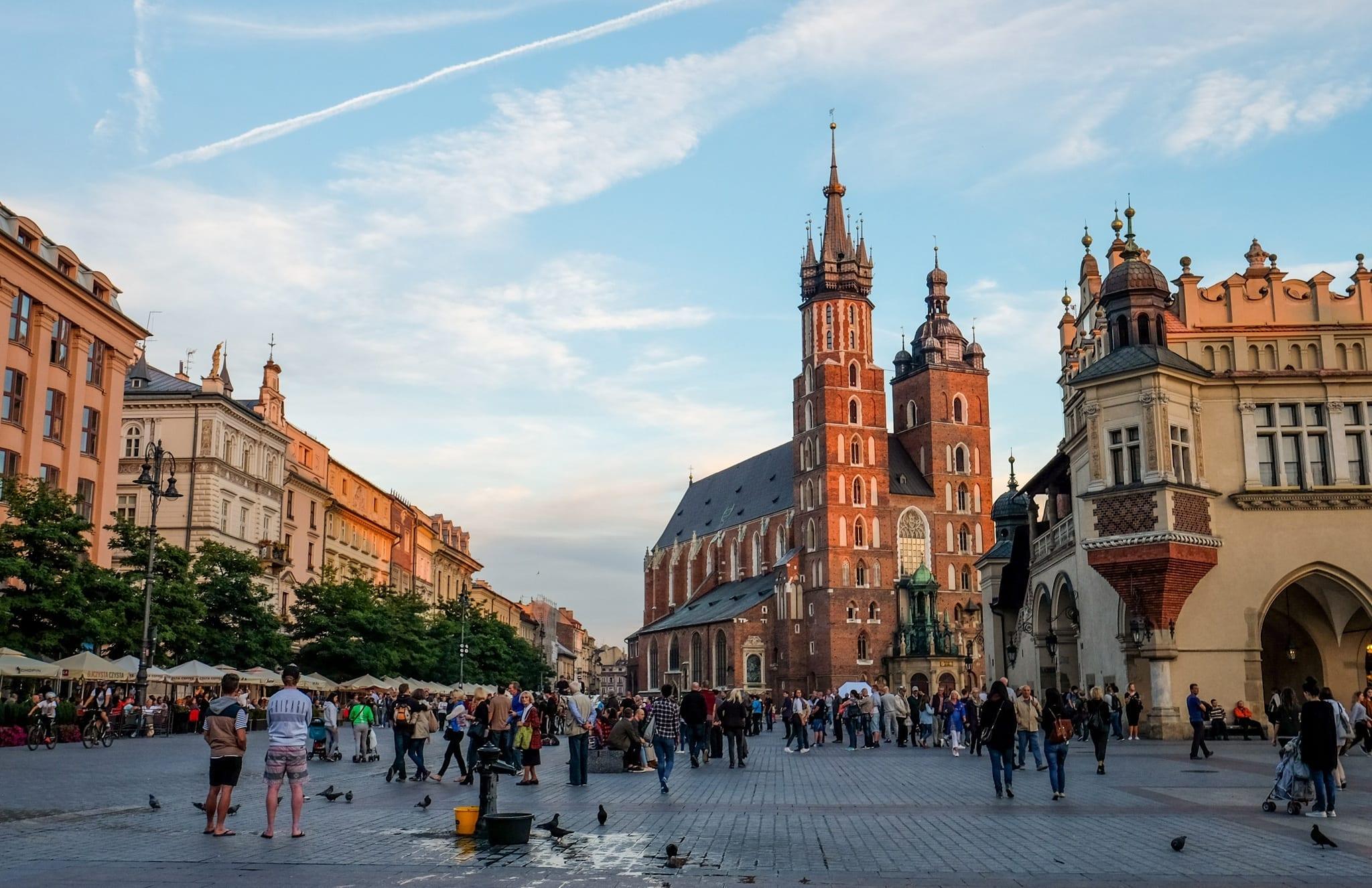 Solo Travel Destinations Europe