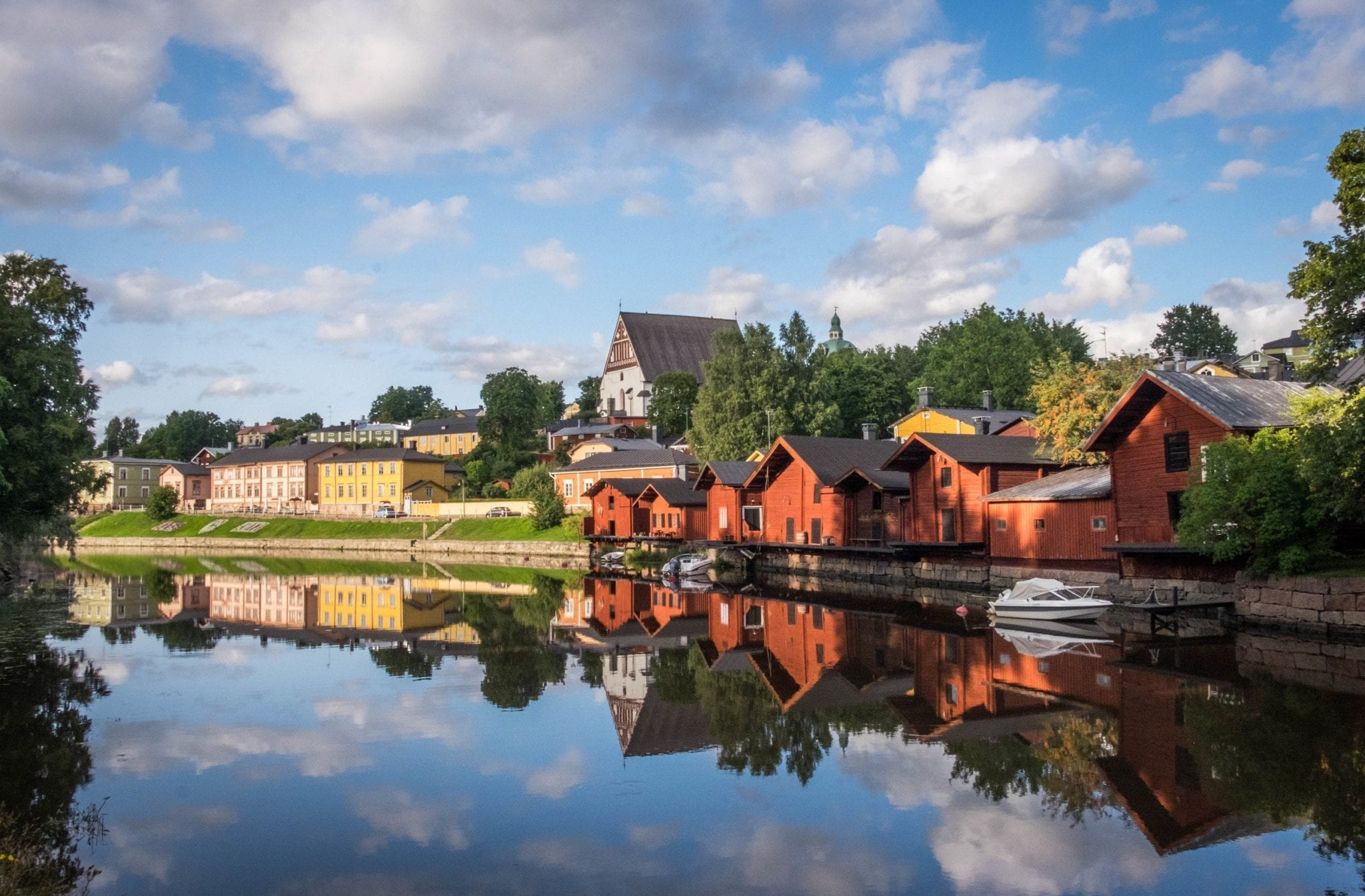 Finland In The Summer Quirky Isolated And Pretty Adventurous