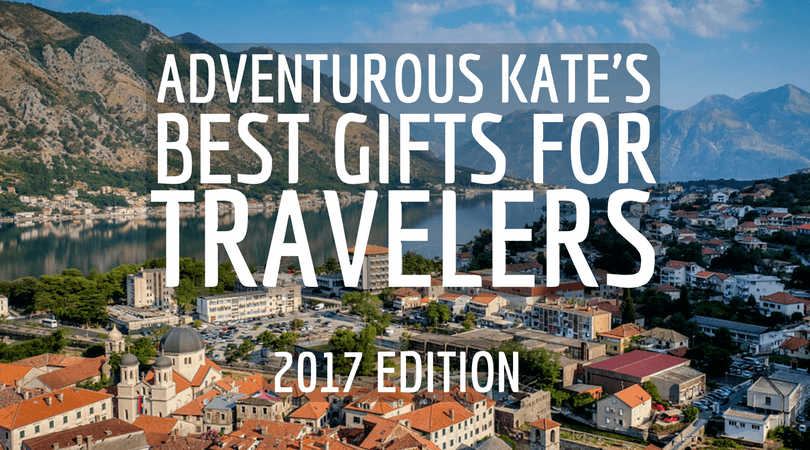 The Best Gifts for Travelers: 2017 Edition