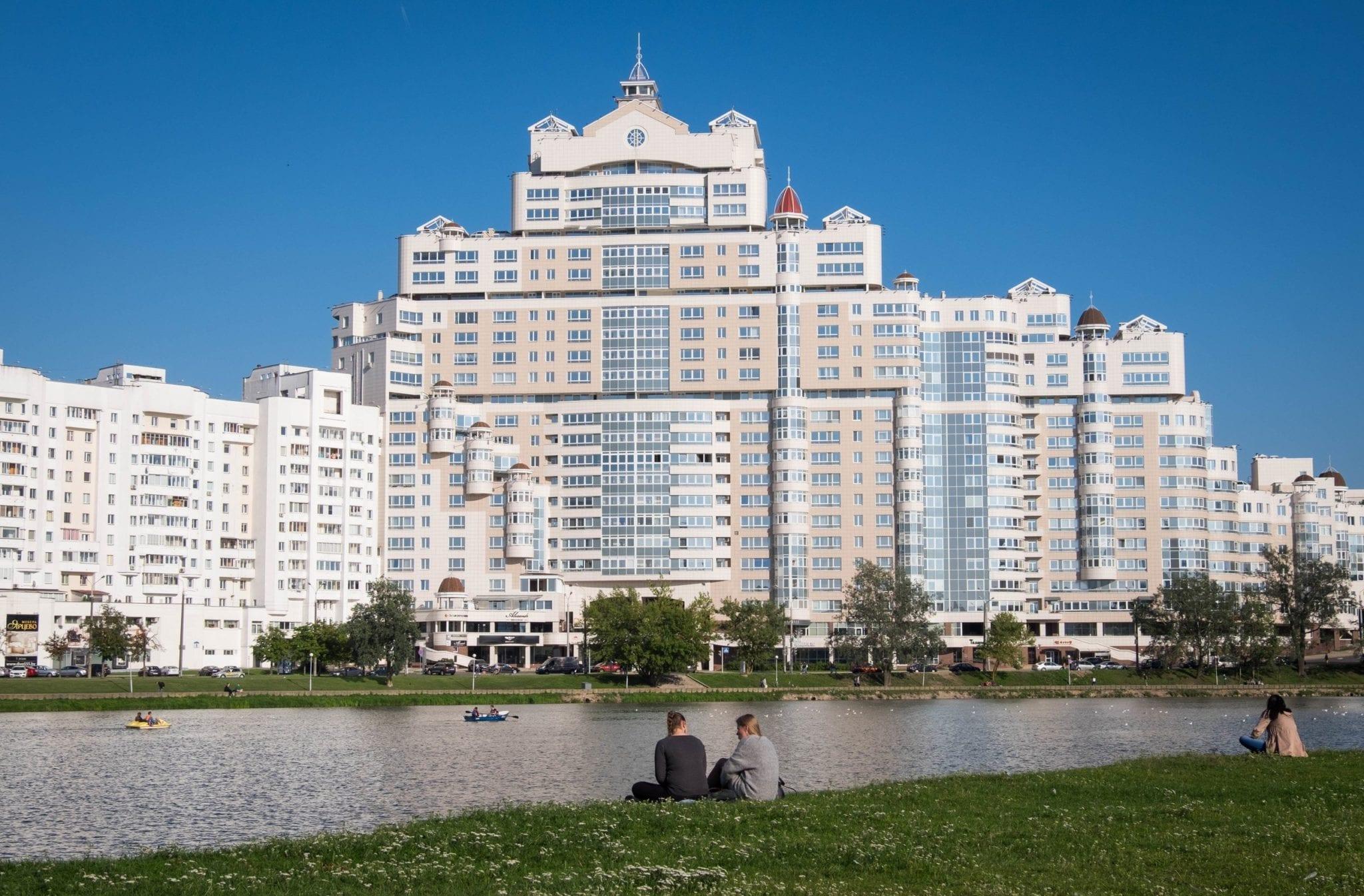 Chisinau And Minsk Two Offbeat Soviet Cities