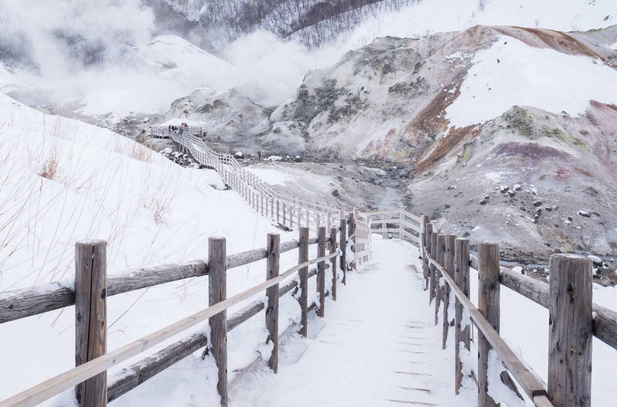 Visiting Hokkaido, Japan, in Winter - Adventurous Kate