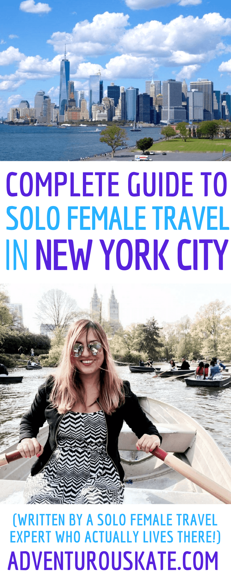 Have you traveled solo in New York? What tips would you add to the list?